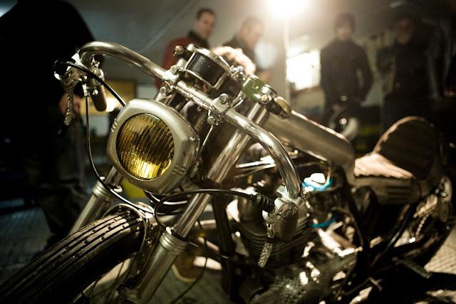 Winning Loser Yamaha SR 250