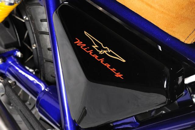 Guzzi Mikakazy Cafe Racer