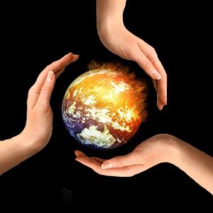 Planeta Terra Hoje Se Não Cuidarmos.