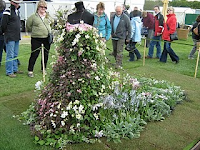 UK garden Bloggers get together at Malvern Show