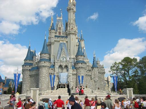 walt disney world castle wallpaper. 2010 Cinderella Castle, Walt