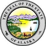 شعار ولاية ألاسكا الأمريكية