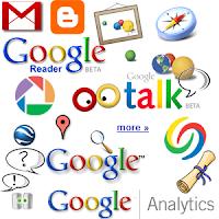 Google services خدمات جوجل