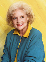 The other judge is Betty White  of course. Shes taking every job offer ... 