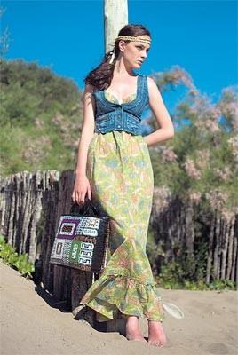 vestidos y tunicas de moda