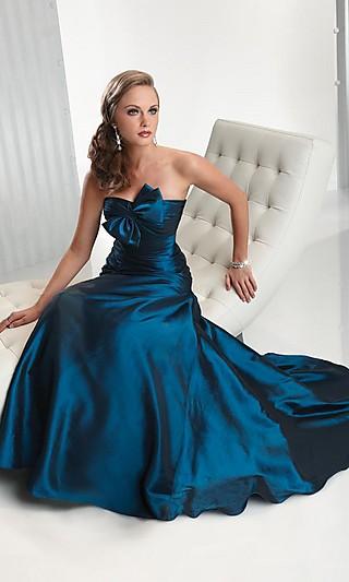vestidos de noche elegantes. elegante vestido de fiesta