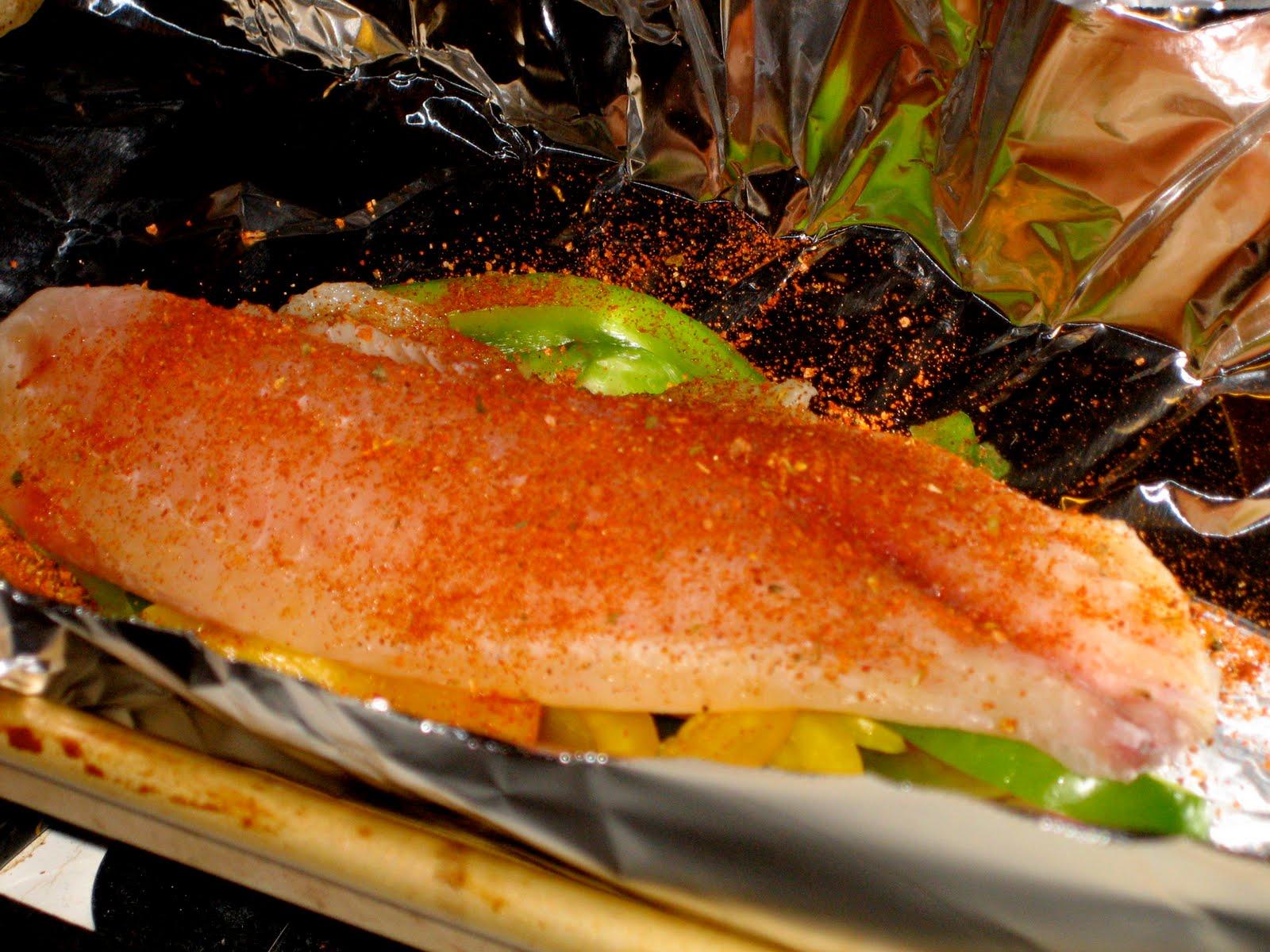 Как приготовить рыбу для первого прикорма - FO 91