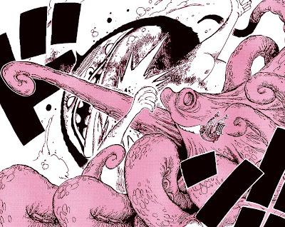 One Piece | Kraken