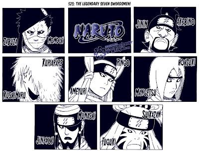 Naruto 523