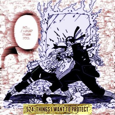Naruto Manga Naruto 524