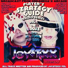 Joystixx in... 'THE BOGUS DEVASTATION MELTDOWN OF 1990' MIXXTAPE!