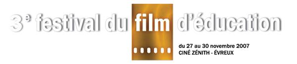 3ème Festival du film d'éducation
