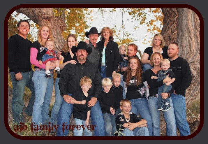 Allen J Bushman Family