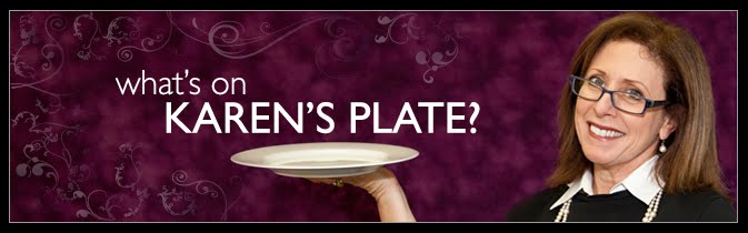 What's On Karen's Plate