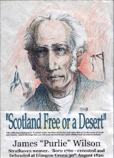 1820 Rising - for a Free Scotland