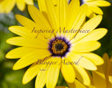 Inspiring Blogger Masterpiece Award