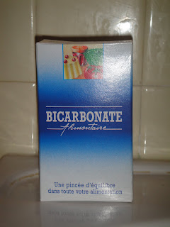 Nounoune et ses tifs bicarbonate de soude for Bicarbonate de soude comme desherbant