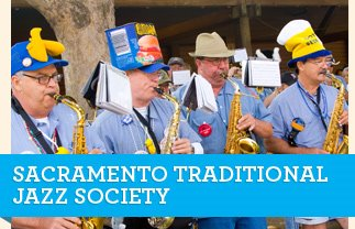 Sacramento Traditional Jazz Giubileo