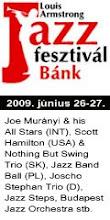 Louis Armstrong Jazz Fesztival Bank