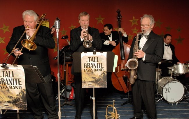 The Tall Granite Jazz Band