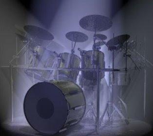 famille des tambours et marteaux