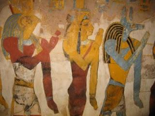 Bahariya: tombe 26e dynastie