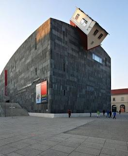 Quand l'architecture s'amuse