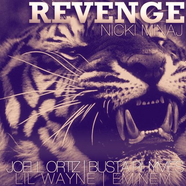 Nicki Minaj, Joell Ortiz, Busta Rhymes, Lil Wayne & Eminem – Revenge
