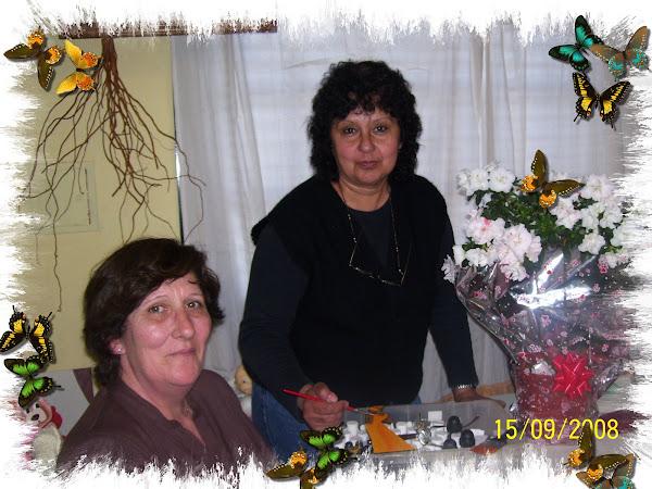 Mónica y Nora
