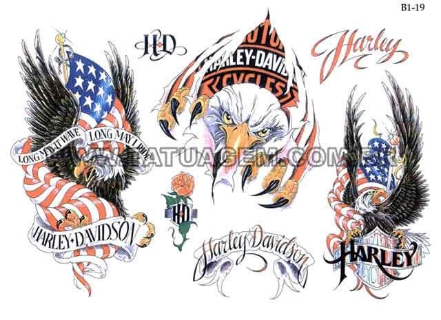 Referencia de Desenho para Tattoo