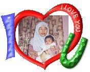 i Love U..Sofea...Ketika berusia 44 hari