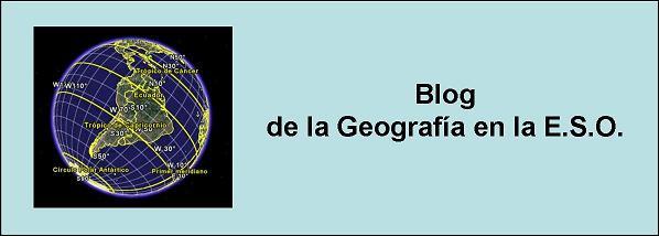 GEOGRAFÍA. E.S.O.