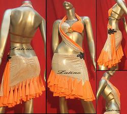 salsa costumes