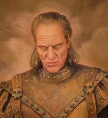 IMAGE: Vigo the Carpathian from Ghostbusters 2 (there's a Moldova reference in that movie, I swear)