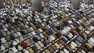 Kajian ramal umat Islam lebih pantas berkembang