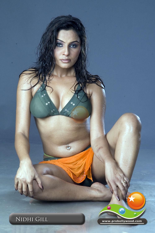 Unseen Hot Photos Of Actresses Nidhi Gill Unseen Hot Pics