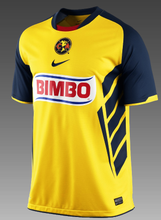 Nuevo uniforme del club am rica 2010 2011 america y ya for Cuarto uniforme del america