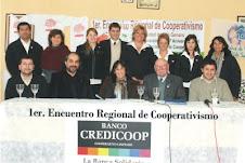 """Nuestra ONG """"SOMOS"""" colaboró en la Organización del Primer Encuentro Cooperativo de San Genaro"""
