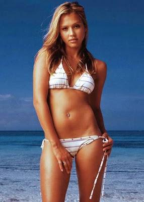 Jessica Alba Hot Bikini