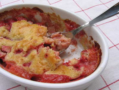 Food Blogga: Strawberries and Rhubarb; So Good, They're a National ...