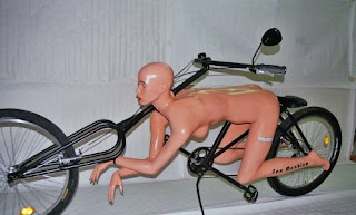Bitchcruiser Bike NSFW