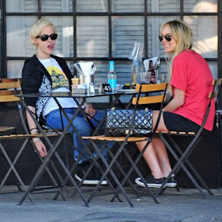 Lindsay Lohan And Samantha Ronson Living Together?