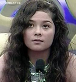Andrea Eigenmann is 2nd PBB House Player