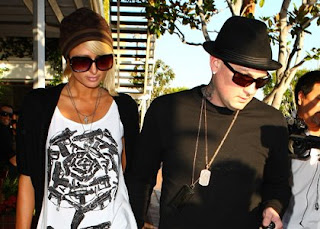 Paris Hilton and Benji Madden Engaged