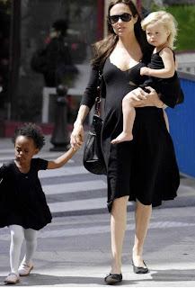 Twins For Angelina Jolie and Brad Pitt