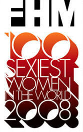 2008 FHM Philippines 100 Sexiest Women in the world