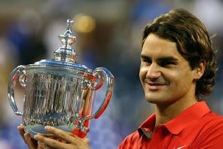 2008 US Open Grand Slam Winner