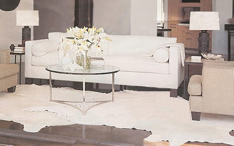 rawhide company blog cowhide rugs in interior design and beyond white hot summer