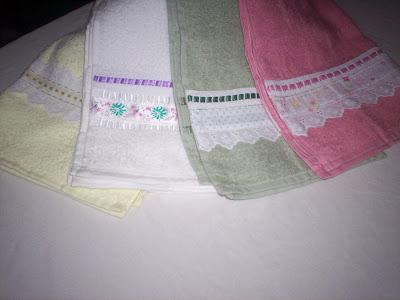 Mali babyquilts toallas decoradas - Decoracion con toallas ...