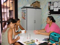 Estudantes visitam redação do Ponto de Vista